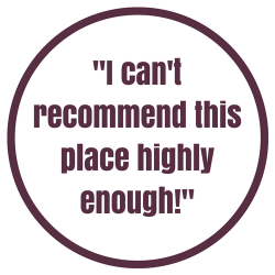 Testimonial - I can't recommend this place highly enough!